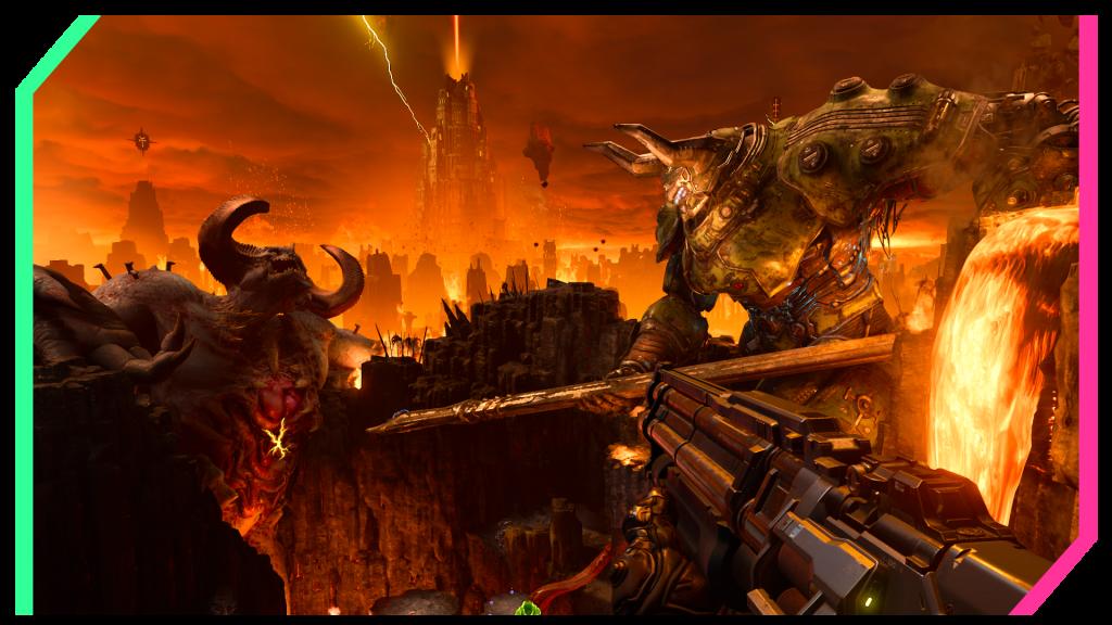 Reseña Doom Eternal