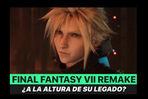 Reseñamos: Final Fantasy VII Remake