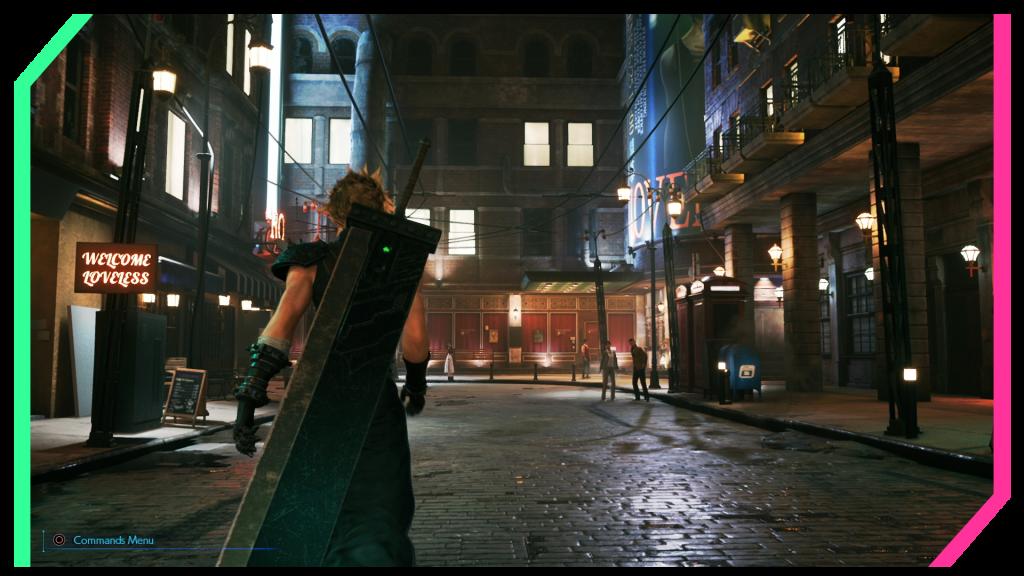 Reseña Final Fantasy VII Remake