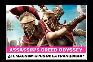 Reseñamos: Assassin's Creed – Odyssey