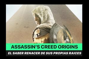 Reseñamos: Assassin's Creed – Origins
