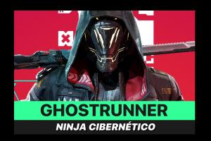 Reseñamos: Ghostrunner