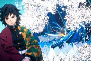 Un nuevo tráiler de Demon Slayer: Hinokami Keppuutan presenta a Giyu Tomioka