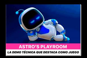 Reseñamos: Astro's Playroom