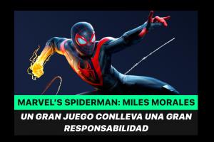 Reseñamos: Marvel's Spider-Man: Miles Morales