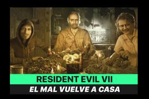 Reseñamos: Resident Evil VII