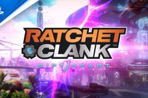 Se muestran más armas y nuevos movimientos de Ratchet & Clank: Rift Apart