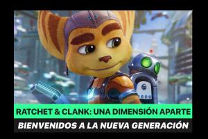 Reseñamos: Ratchet & Clank: Una Dimensión Aparte