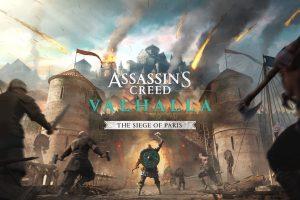 The Siege of Paris de Assassin's Creed: Valhalla ya cuenta con fecha de lanzamiento