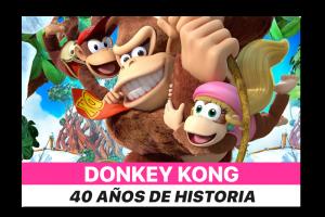 Donkey Kong, la leyenda del antagonista que trajo fama a Nintendo