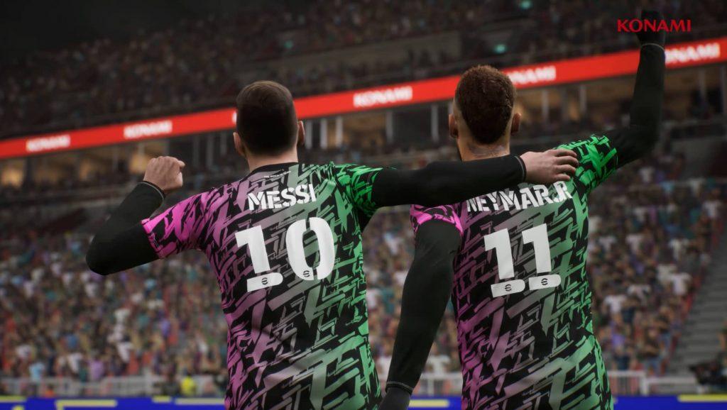 eFootball - PES 2022 - Konami
