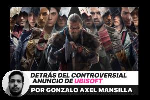 Assassin's Creed: Infinity es un proyecto que apunta a un mercado en especifico